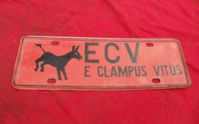 On E Clampus Vitus