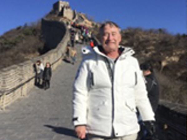 Pacific Traveler's Beijing Visit Leads to New Insights on California History