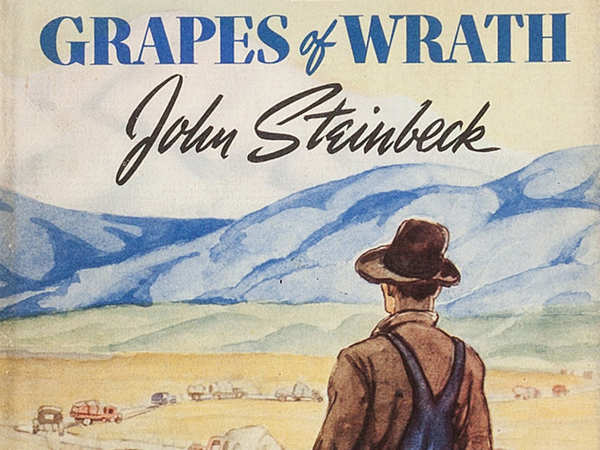 The Author, On 'Grapes Of Wrath'